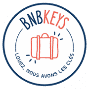 logo bnb keys design web rouen